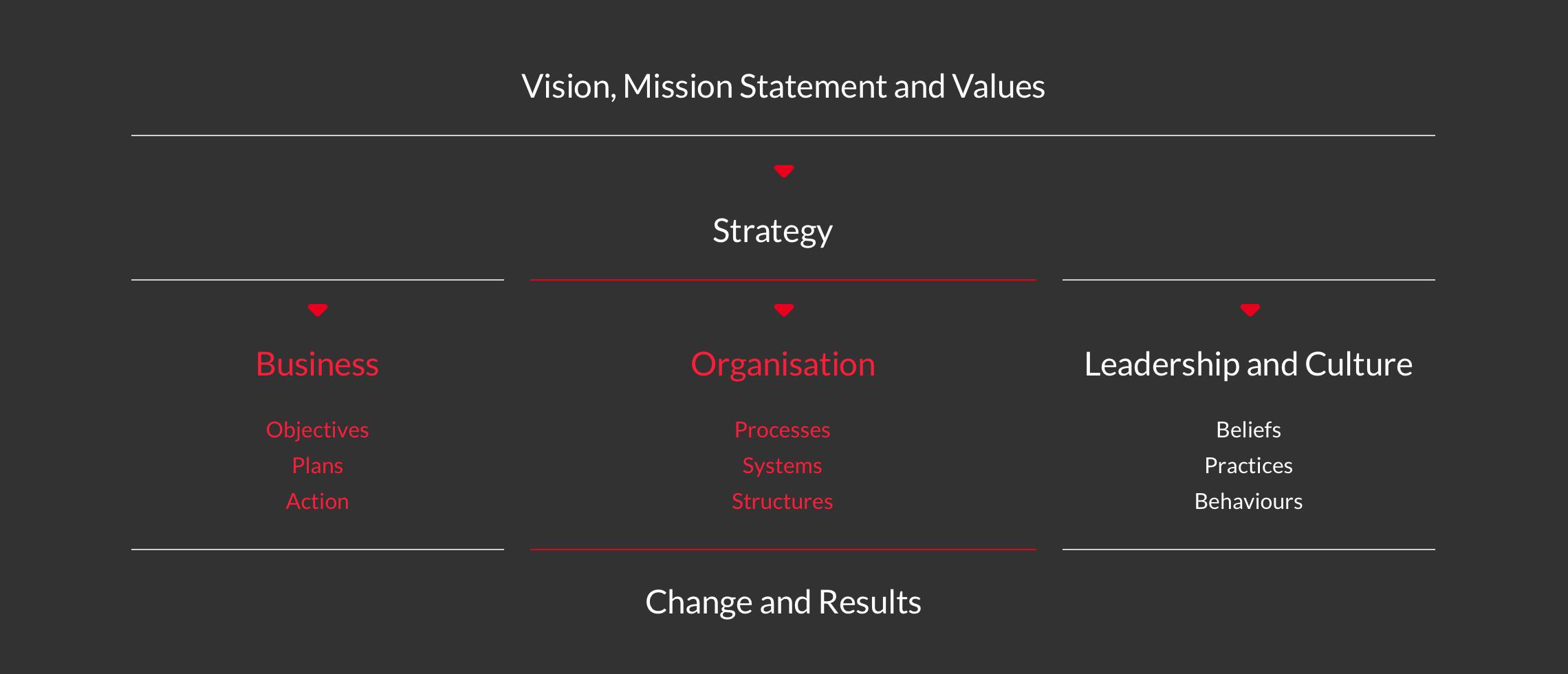 Organisation Process